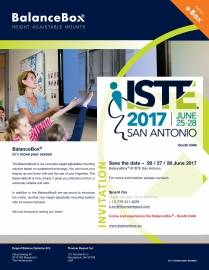 BalanceBox® at ISTE 2017 June 26-28