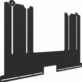 e-Box® Soundbar bracket 481A105