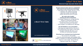 e·Box® Tilt & Table